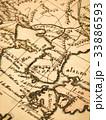 古地図 朝鮮半島 33886593