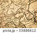 古地図 朝鮮半島 33886612