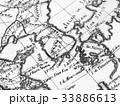 古地図 朝鮮半島 33886613