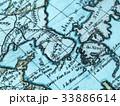 古地図 朝鮮半島 33886614