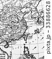 古地図 東アジア 33886628