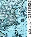 古地図 東アジア 33886629