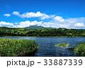 オタトマリ沼 利尻富士 利尻山の写真 33887339
