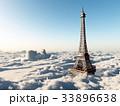The クラウド 雲のイラスト 33896638