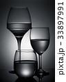 ワイングラス 33897991
