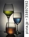 ワイングラス 33897992