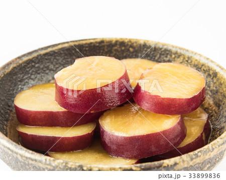 サツマイモ 煮物 秋の味覚 薩摩...