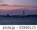 風景 夕方 夕景の写真 33900115