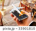スマホ スマートフォン アプリケーションのイラスト 33901810