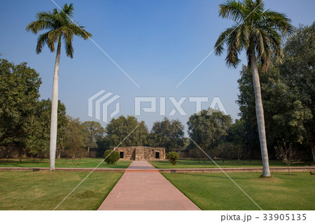 フマユーン廟 33905135