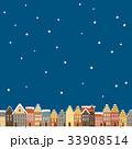 クリスマス 街並み 33908514