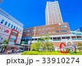 神奈川 東急東横線 武蔵小杉駅の駅前風景 33910274