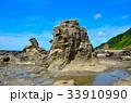 潮瀬崎 ゴジラ岩 カメ岩の写真 33910990