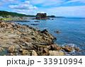 潮瀬崎 晴れ 海の写真 33910994