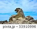 潮瀬崎 ゴジラ岩 奇岩の写真 33910996
