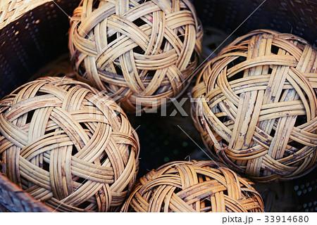 蚤の市、竹細工。 33914680