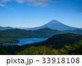 富士 芦ノ湖 夏の写真 33918108