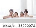 家族 入浴 バスタイムの写真 33920078