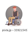 老人 年上 男のイラスト 33921545