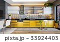 キッチン 厨房 台所のイラスト 33924403