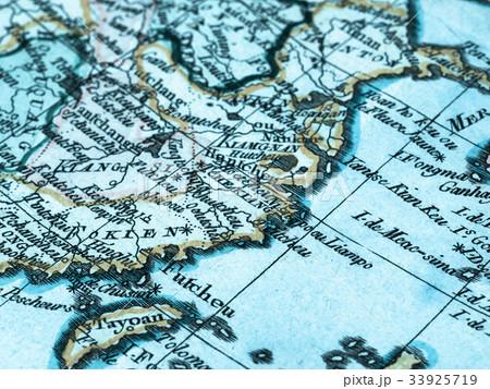 古地図 中国沿岸部 33925719