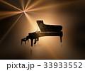 ピアノ ピアノコンサート ピアノ発表会のイラスト 33933552