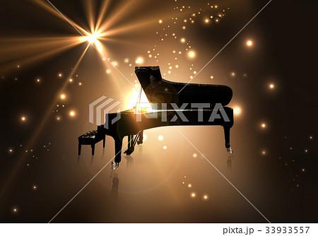 ピアノ演奏会 33933557