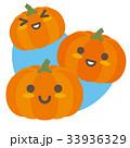 カボチャ 野菜 親子のイラスト 33936329