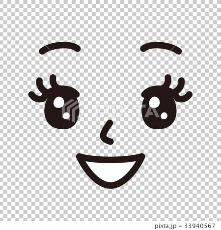 얼굴 여성 미소 33940567