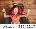コスチューム ハロウィン 女の子の写真 33942217