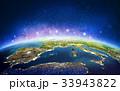 スペース 空間 宇宙のイラスト 33943822