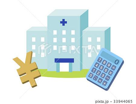高額医療と病院 33944065