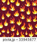 火 炎 バックグラウンドのイラスト 33945677