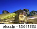 夜 大阪駅 駅ビルの写真 33948668