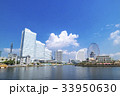 横浜 みなとみらい 都市風景 33950630