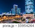 東京駅・丸の内の夜景 33954264
