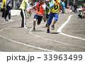 運動会イメージ(低学年リレー) 33963499