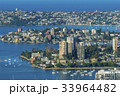 Houses and apartments along the shore of Sydney 33964482
