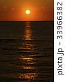 海 夕日 日没の写真 33966382