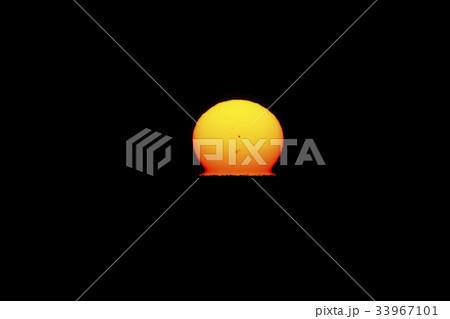 沈む太陽 33967101