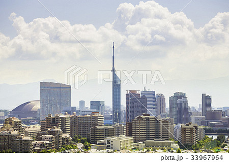 福岡の美しい街並み 33967964
