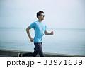 ジョギング 33971639