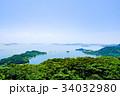 豊島・十文字山展望台 34032980