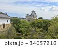 姫路城 34057216