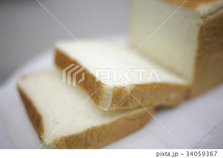 食パン perming  写真素材 34059367