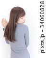 女性 若い ヘアスタイルの写真 34060828