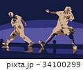 ダンス 34100299