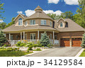 Custom built luxury house in the suburbs of 34129584