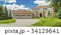 Custom built luxury house in the suburbs of 34129641