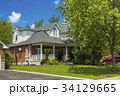 Custom built luxury house in the suburbs of 34129665